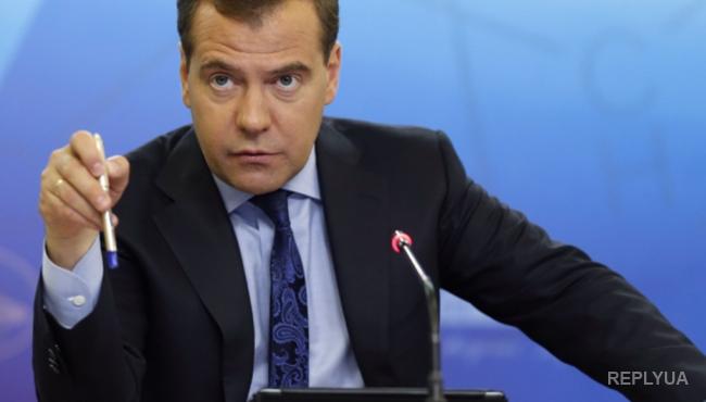 Медведев уже поручил разработать ответные меры по наказанию Турции