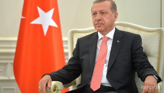Эрдоган отказался извиняться перед Россией за сбитый Су-24
