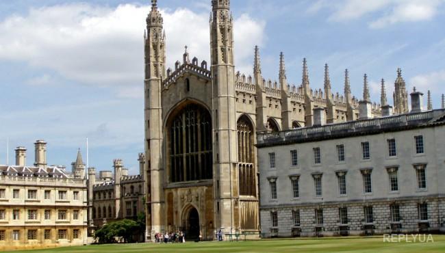 Кембридж вместо русского языка ввел программу украинского