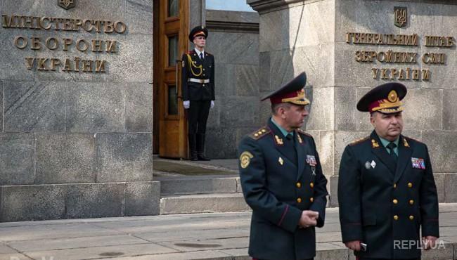Минобороны утвердило План мероприятий по переходу ВСУ на стандарты НАТО
