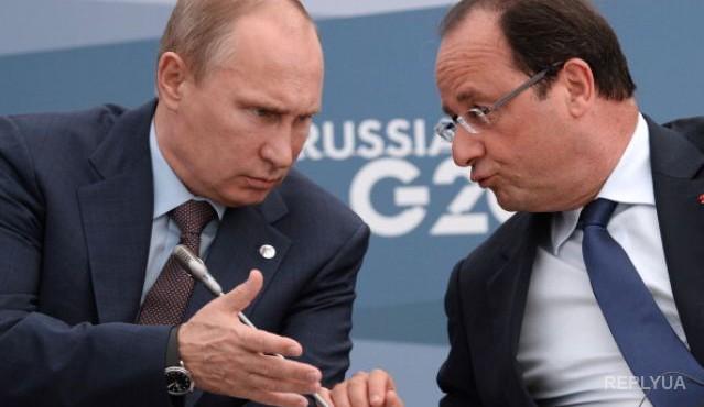 Сазонов: Не нужно обижаться на Олланда – у него своя роль в игре с Путиным