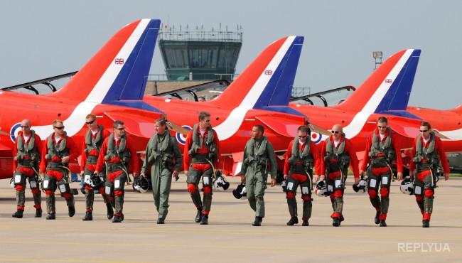 Британский парламент поддержит идею участия Королевских ВВС в бомбардировках ИГ в Сирии