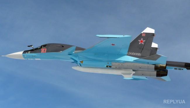 Российский самолет снова нарушил воздушное пространство, на этот раз Израиля