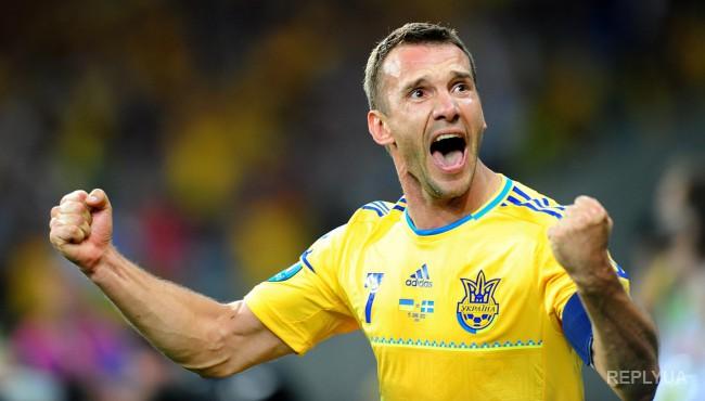 Ради Евро-2016 Андрей Шевченко вернется в сборную Украины!