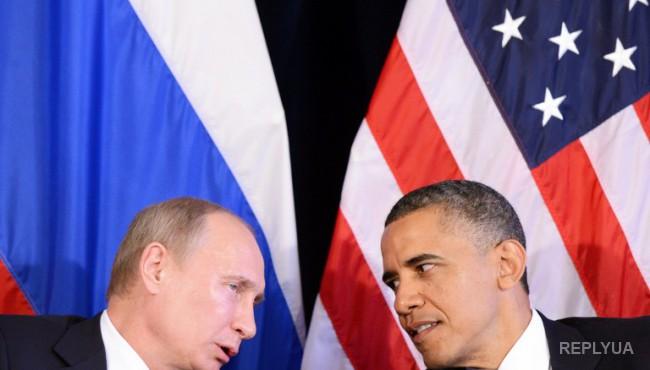 Обама и Путин поговорили с глазу на глаз