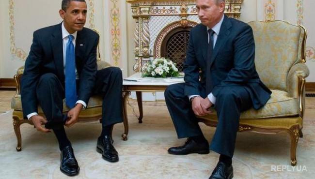 Часть беседы с Обамой была посвящена Донбассу и выполнению минских соглашений, - Путин - Цензор.НЕТ 3201