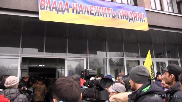 Соболев: События в Кривом Роге продолжают развиваться