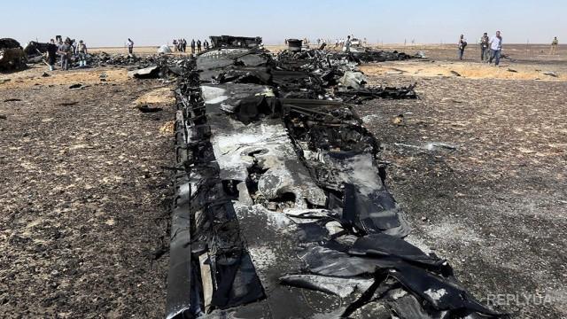 Рабинович поделился откровениями силовика по крушению А321 над Синаем
