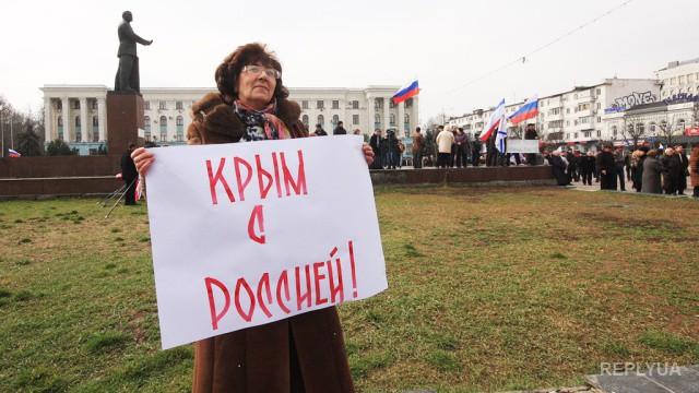 Казарин разъяснил, как получилось, что большинство крымчан выбрали Россию