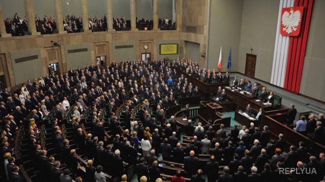 В польском парламенте создадут Группу дружбы с ВР