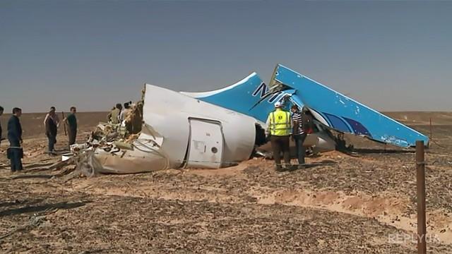 В РФ рассказали подробности теракта на борту А-321