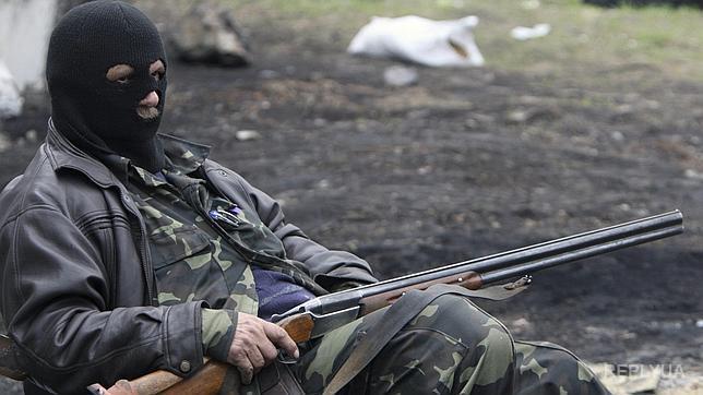 Террористы взяли в заложники всех жителей Коминтерново