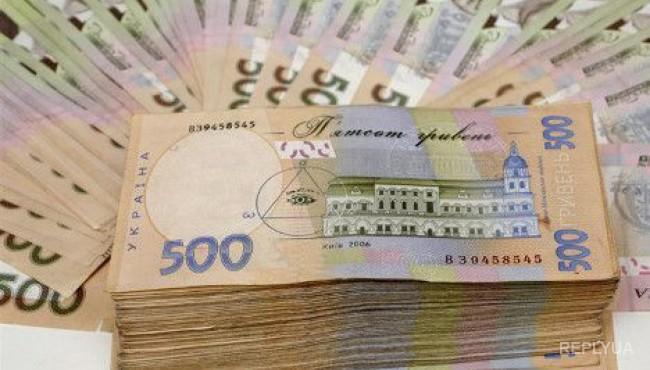 В бюджет Украины-2016 заложен дефицит в 83,694 миллиарда гривен