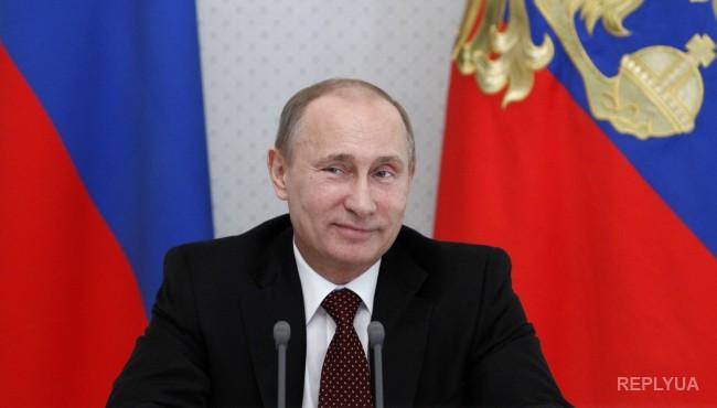 Путин стал самым популярным человеком в Интернете