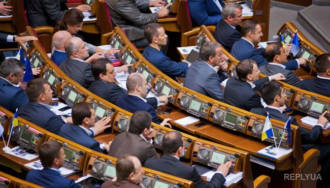 Нардеп: 73% законопроектов противоречат Конституции