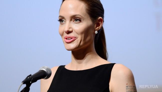 Анджелина Джоли больше двух лет находилась в тяжелой депрессии