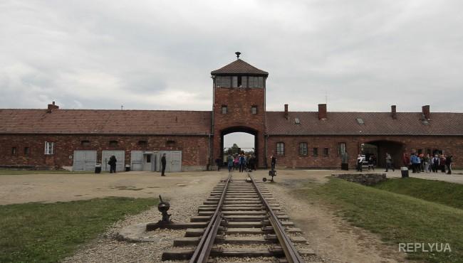 В Германии будут судить 95-летнего санитара Освенцима