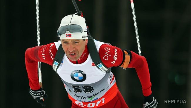 Норвегия покорила Кубок Мира по биатлону