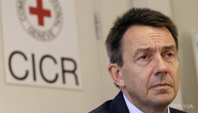 МККК готов содействовать выполнению Минских соглашений
