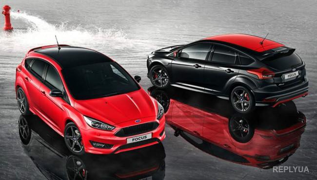 Официально: Новый спортивный Focus от Ford