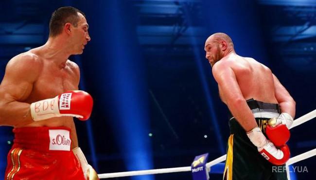 Матч-реванш Кличко-Фьюри может состояться в Лондоне на стадионе «Уэмбли»