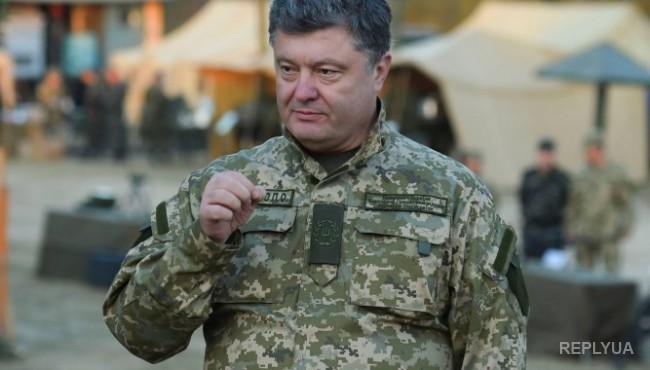 Президент: У Украины нет другого выхода
