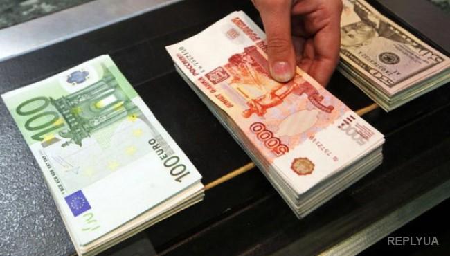 Российский рубль стремительно обесценивается на фоне сообщений из ОПЕК