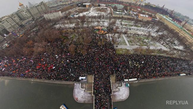 Россияне готовы к новым протестам - Пономарев