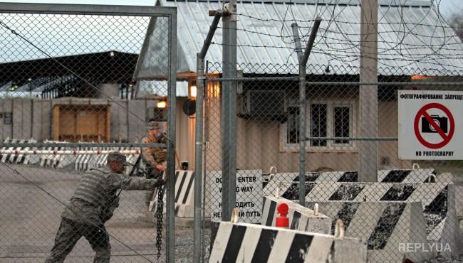 Японский дед пробрался на военную базу США