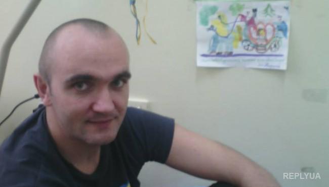 Палий: «Раненого ротного оккупанты дорезали ножом, а затем застрелили»