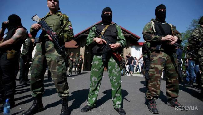 Террористы обстреливают мирные кварталы Железной Балки
