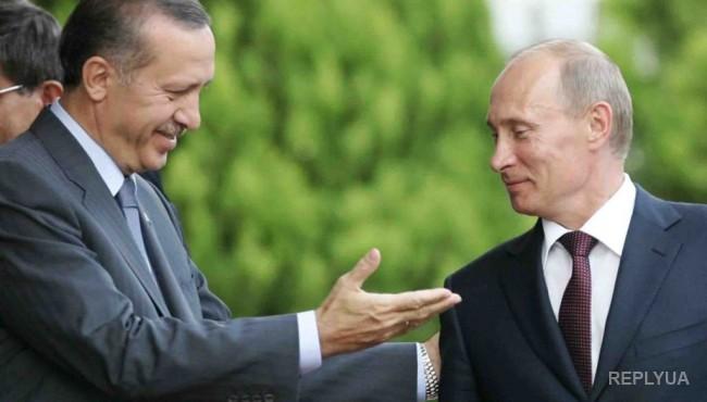В Турции рассказали, что это Россия пытается испортить отношения