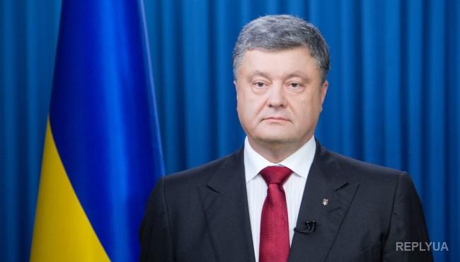 Порошенко: Крым вернем дипломатическими путями и через суд