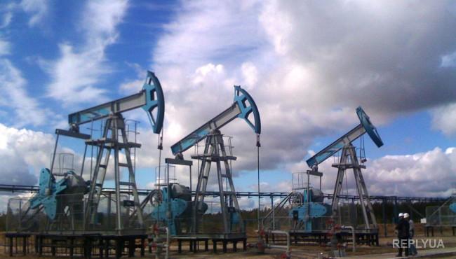 Обвал цен на нефть на мировом рынке