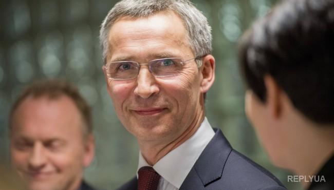 Столтенберг: НАТО не планирует направлять войска в Сирию