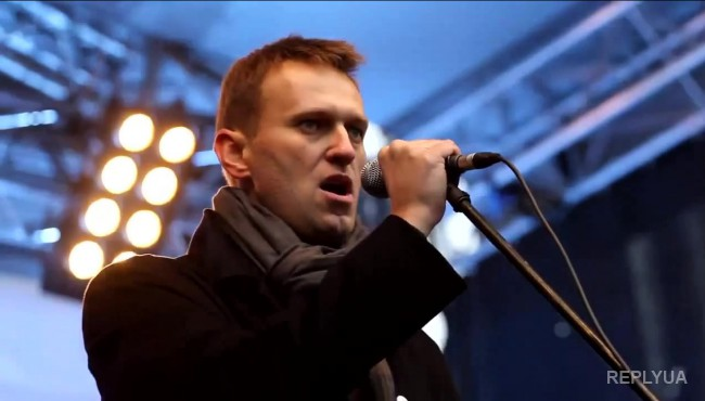 Навального принудили погасить иск «Ив Роше»