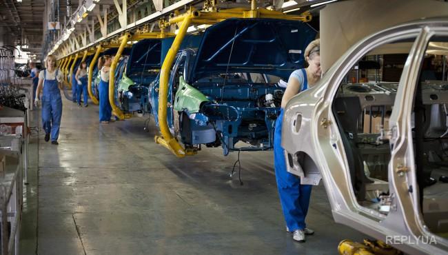 Автопром Украины выходит из кризиса