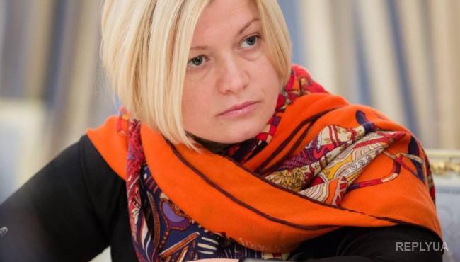 Геращенко: В Минске снова никакого просвета на переговорах по обмену пленными