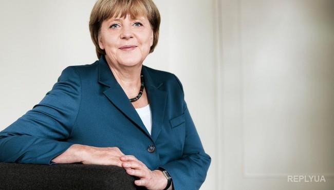 Ангела Меркель поверсии Time стала «Человеком года»
