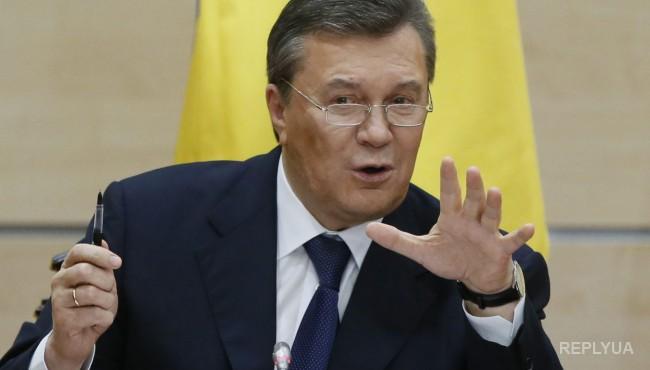 Сазонов о выступлении Януковича