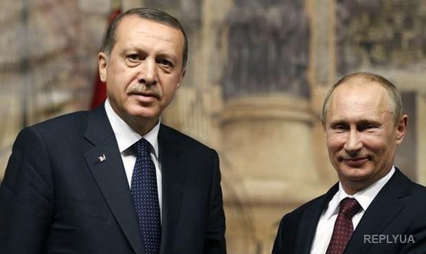 Пятигорец: Эпопея Путина и Эрдогана продолжается