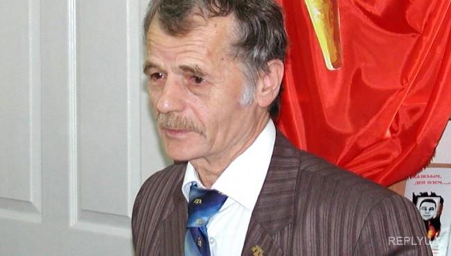 Джемилев: блокада еще раз доказала, что Крыму придет конец без Украины