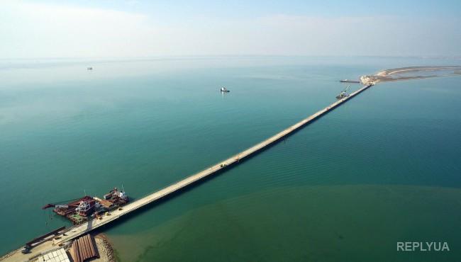 Работа энергомоста в Крыму остановлена