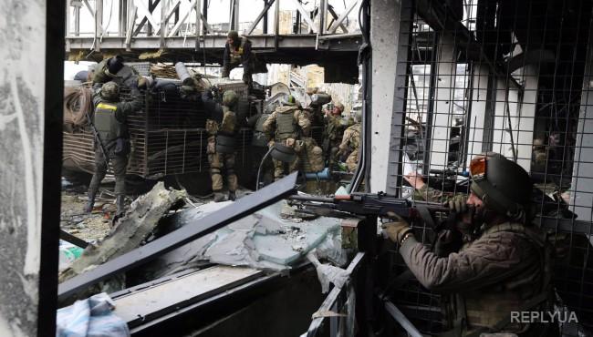 В бою возле аэропорта Донецка погиб 18-летний военнослужащий