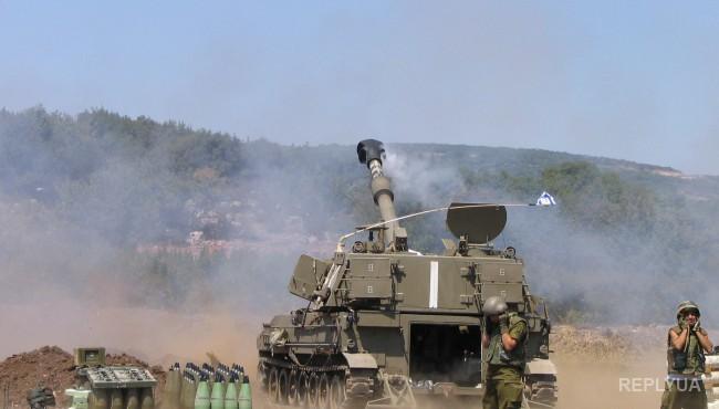 Израиль бомбит ХАМАС