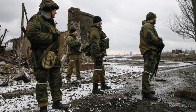 Горловка и Донецк снова под обстрелами боевиков