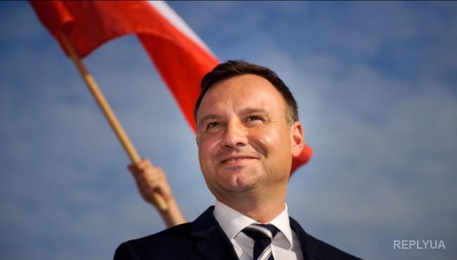 В Киеве ждут переговоров с Анджеем Дудой