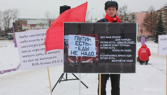 Правозащитница из РФ: дальнобойщики не пойдут против Путина