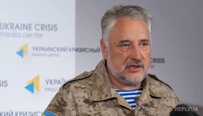 Жебривский: Будем тянуть свои линии электропередач в Красногоровку