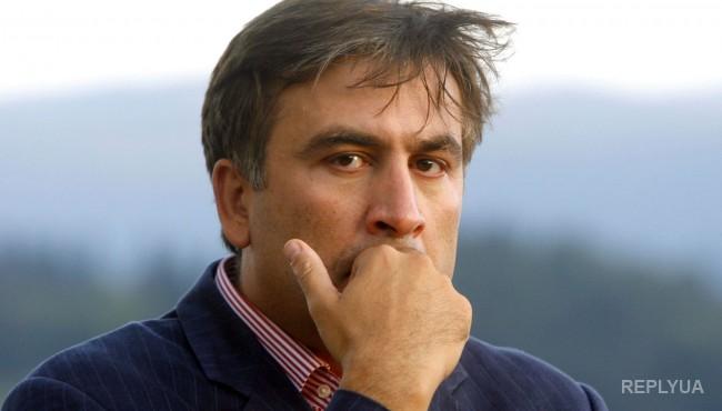 Саакашвили: угрозы и шантаж не заставят меня уйти в отставку
